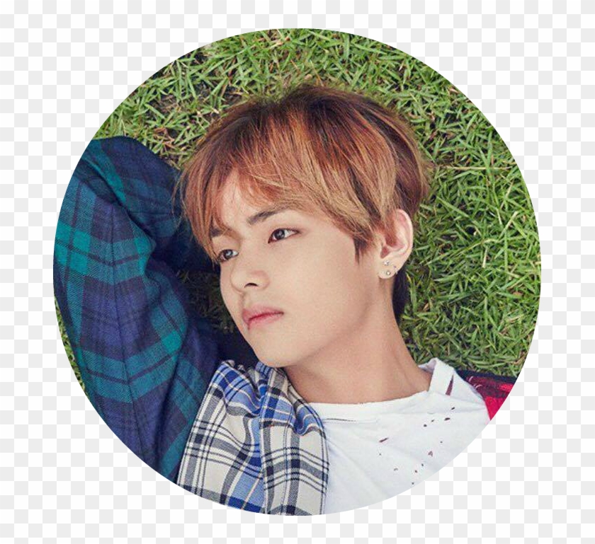 176 1763423 taehyung transparent circle bts v wallpaper iphone clipart