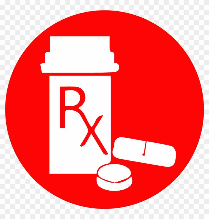 Medicine Clipart Otc Drugs - Medication Symbol - Png Download #1769815