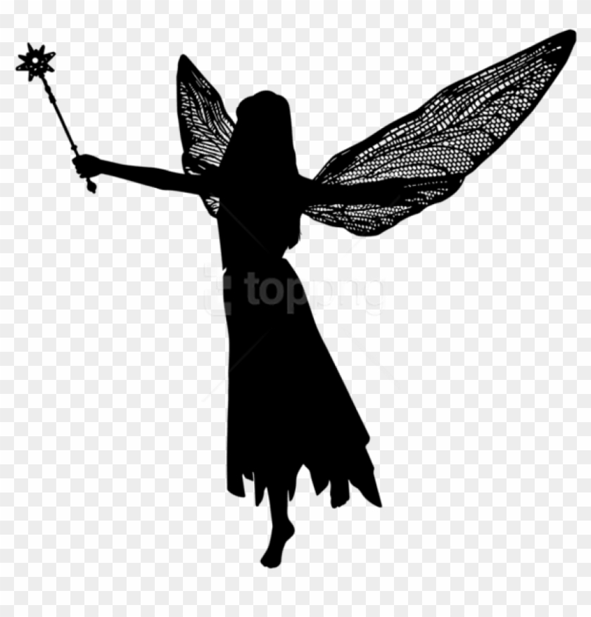 Free Png Fairy Silhouette Png Fairy Clipart Transparent Background 1772937 Pikpng