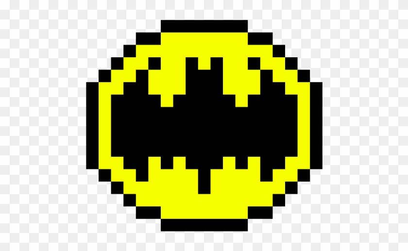 Pixel Clipart Batman Symbol - Batman Pixel Art - Png Download #1773906