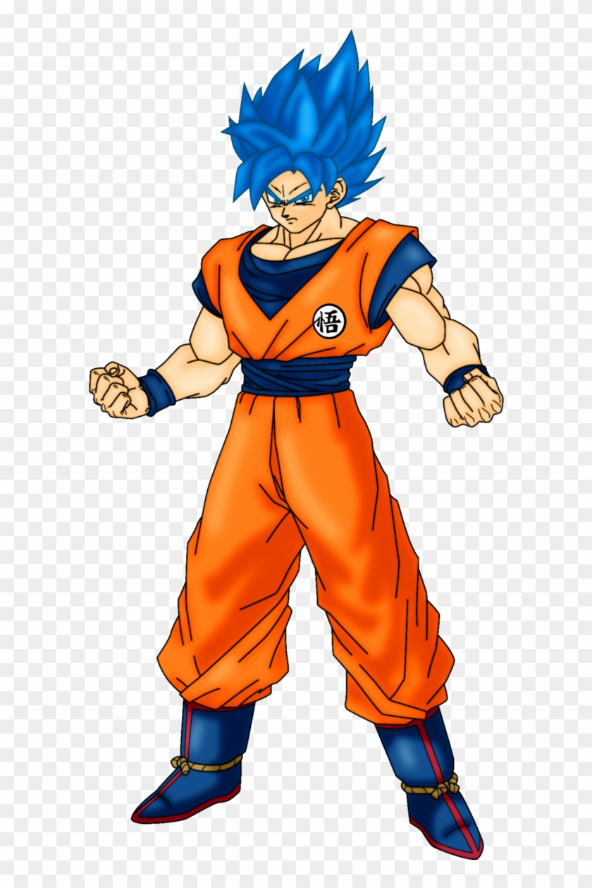 Beyond Super Saiyan Blue Ultra Blue Goku By Primusomega96-dc2a098 - Dragon Ball Clipart #1774460