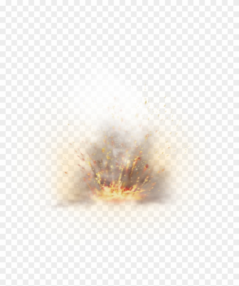 Fire Particle Png Visual Phone Editing - Macro Photography Clipart #1782168
