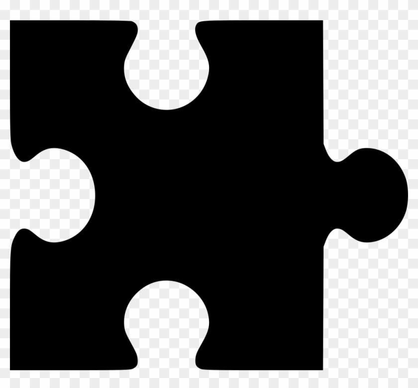 Png File Jigsaw Puzzle Icon Black Png Clipart 1790610 Pikpng