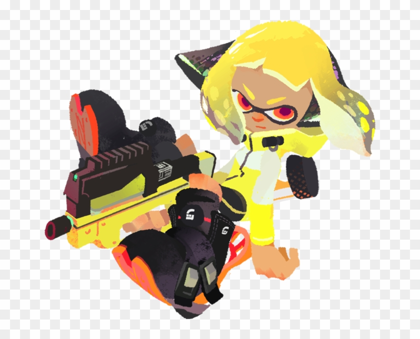 Click To Expand Hero Suit Splatoon 2 Hd Png Download