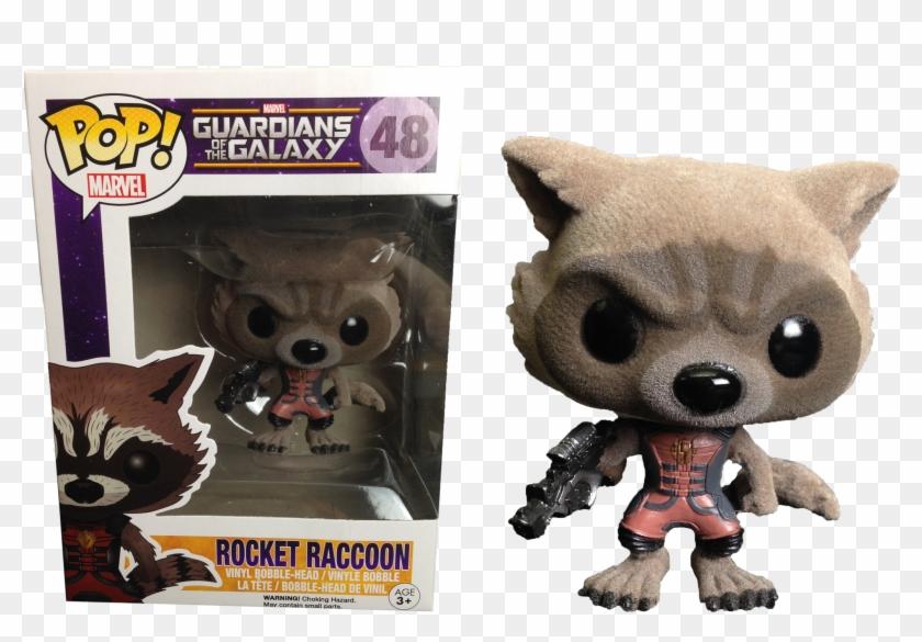 Sdcc Flocked Ravager Rocket Raccoon Preorder Now - Rocket Raccoon Pop Vinyl Clipart #184880