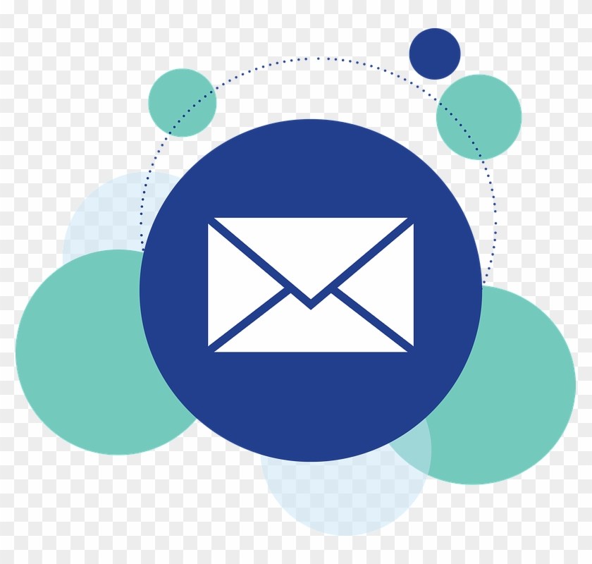 International Lawinternational Email Requirements Know - Social Media Mail Icons Clipart #185879