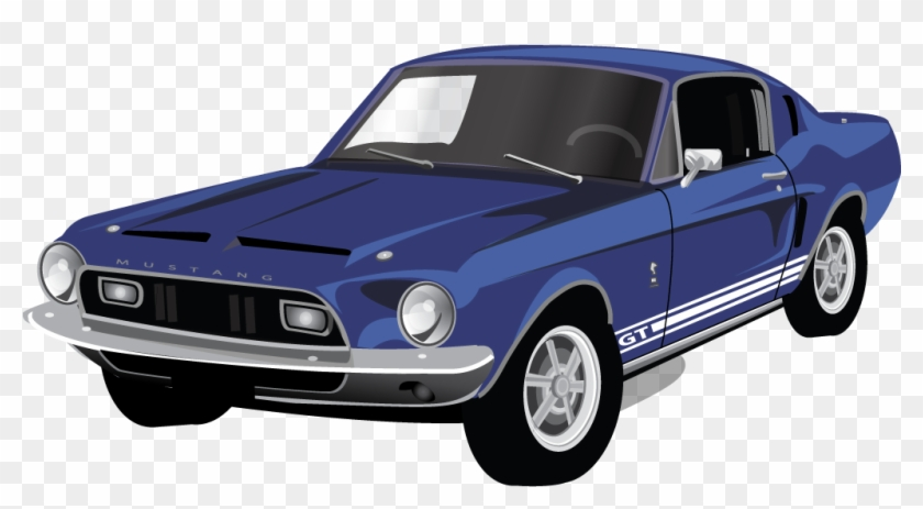 Download Png Ico Icns - Muscle Car Png Clipart #189187