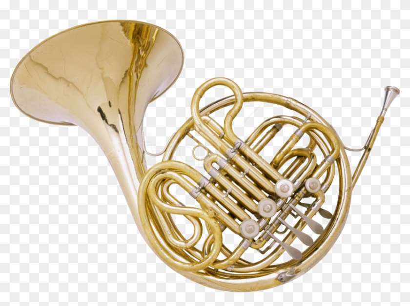 Free Png Download Trumpet Png Images Background Png - French Horn Transparent Background Clipart@pikpng.com