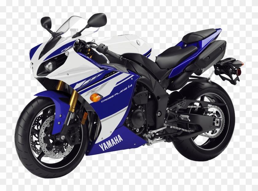 Yamaha Motorcycle Png Download Image - Yamaha New Sport Bike Clipart #1815983