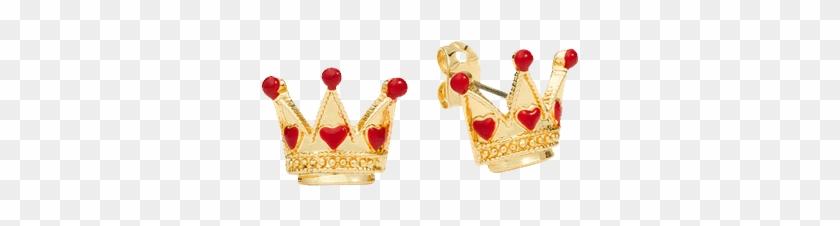 Alice In Wonderland - Alice In Wonderland Queen Crown Clipart #1817057