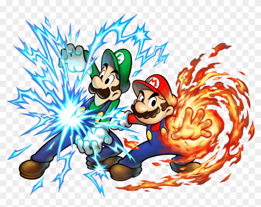 M Lss Bm Mario Luigi Mario And Luigi Superstar Saga