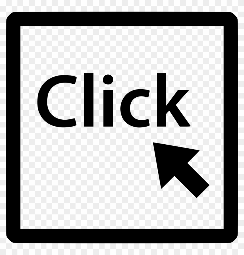 Arrow Click Mouse Track Point Pointer Online Comments Clipart #1822648