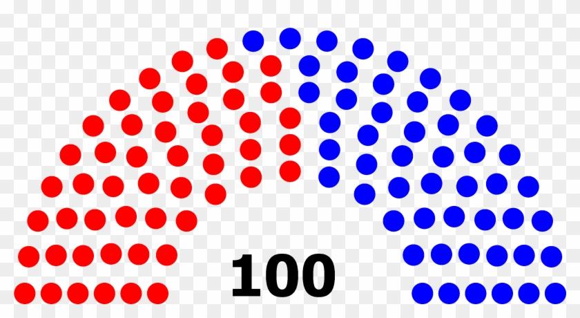 Primorye Supreme Soviet - Us Senate Seats 2019 Clipart #1828996