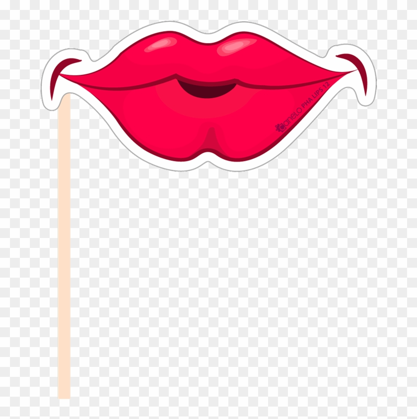 Booth Props Lips Png Png Download Science Photo Booth Props