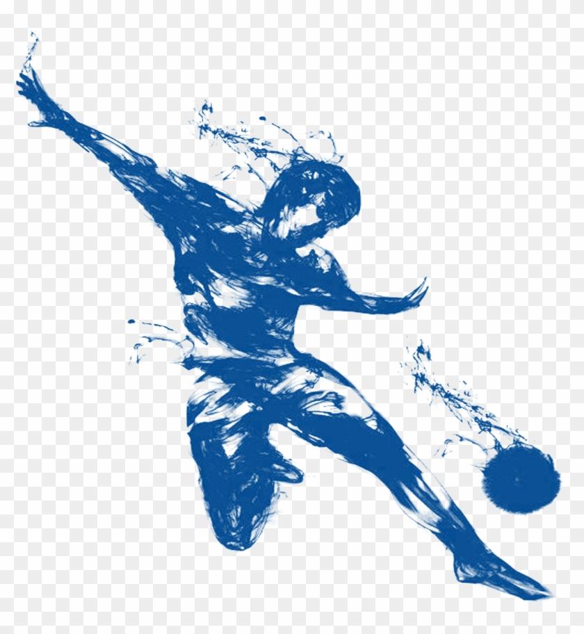 2018 Fifa World Cup Russia Football Euclidean Vector - Sports Psd Clipart #1835916