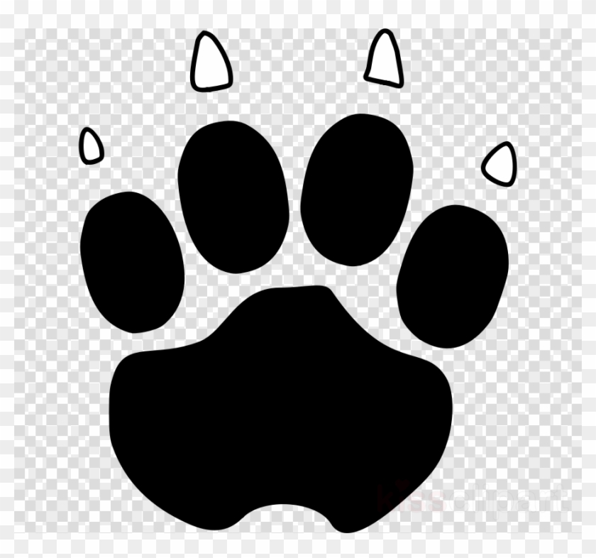 Dog Cat Footprint Png - Png Iphone Emoji Heart Clipart #1838818