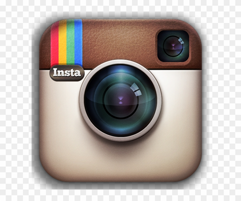 Social Media Icon Instagram - Insta Logo For Youtube Clipart #1841100