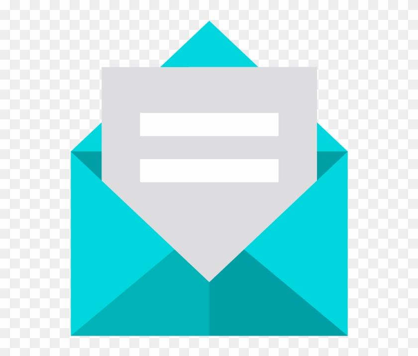 Open Envelope Transparent Png - Graphic Design Clipart
