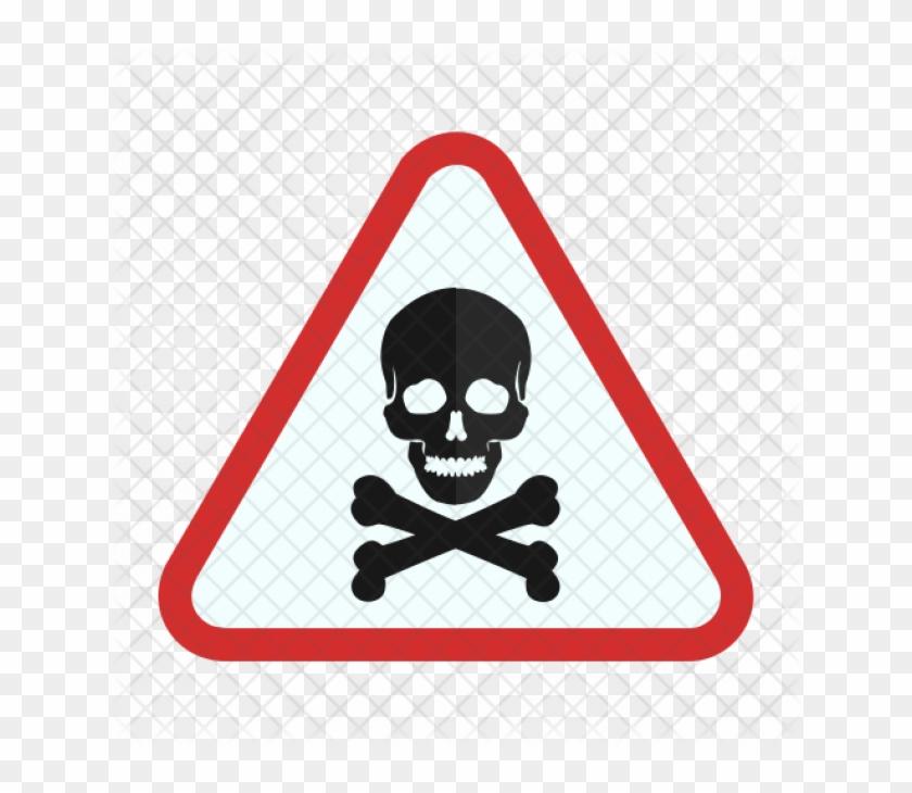 Danger Sign Png 1 Clipart #1845460