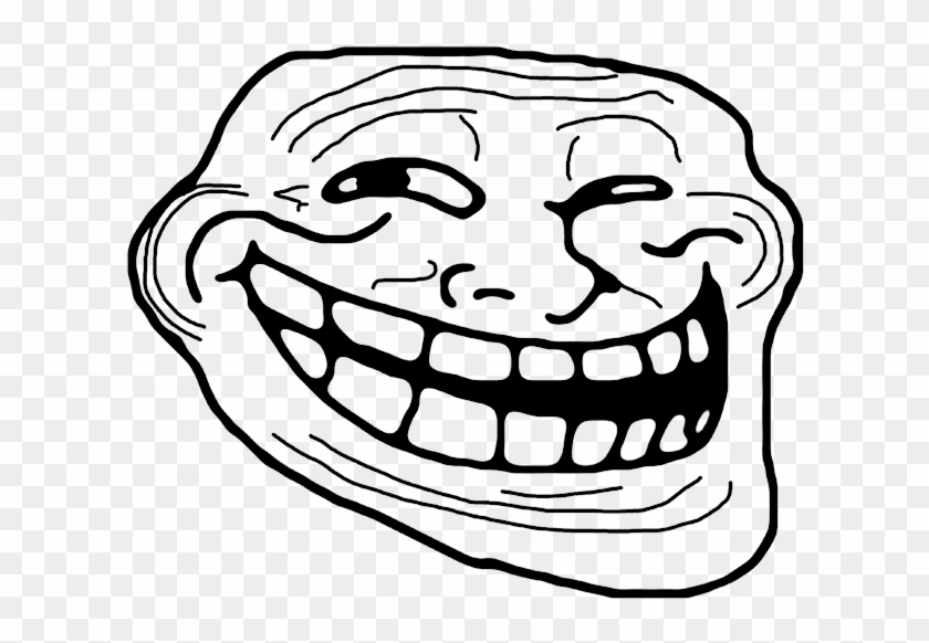Which Fuel Long Arguments Where The Troll Posts Annoying, - Thug Life Meme Face Clipart #1848756