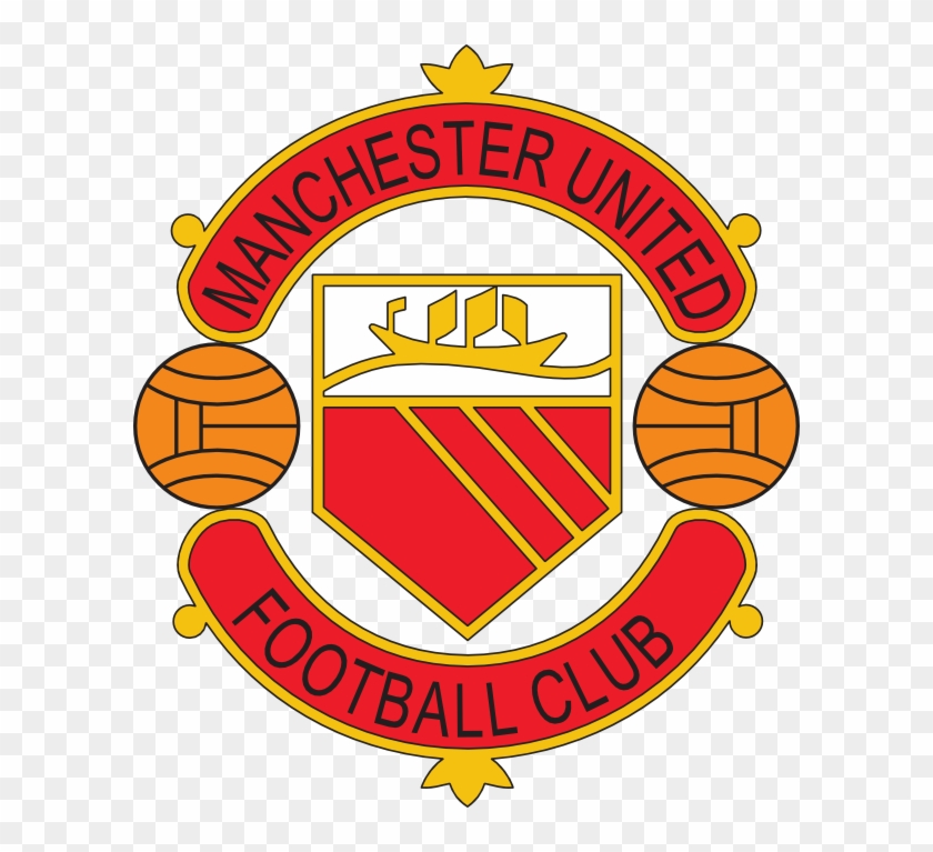 Manchester United Logo Png Picture Man United Old Logo Clipart 1851000 Pikpng