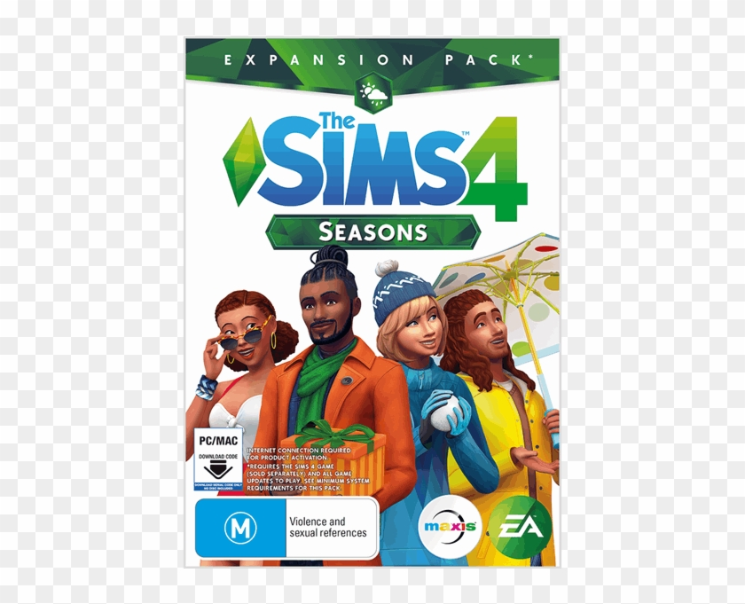 The Sims - Pc Games Sims 4 Clipart #1855508