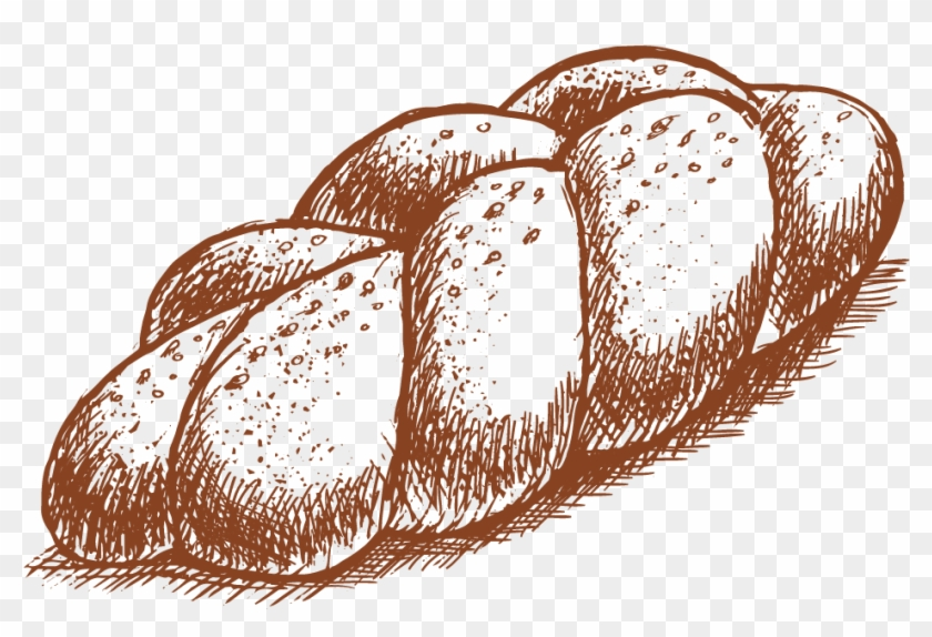 Bakery Bread Drawing Baking Clipart@pikpng.com