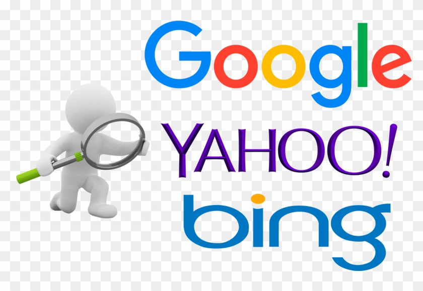 Search Engine Marketing Agency - Clip Art Search Engines - Png Download #1867119
