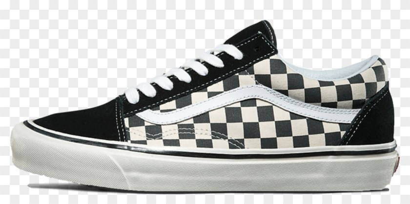 Vans Png Vans Anaheim Old Skool Checkerboard Clipart