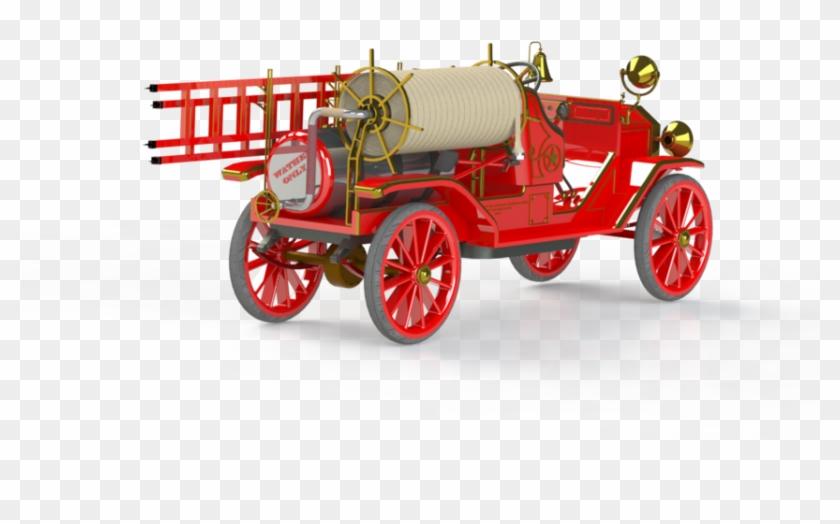 Antique Car Clipart #1874608