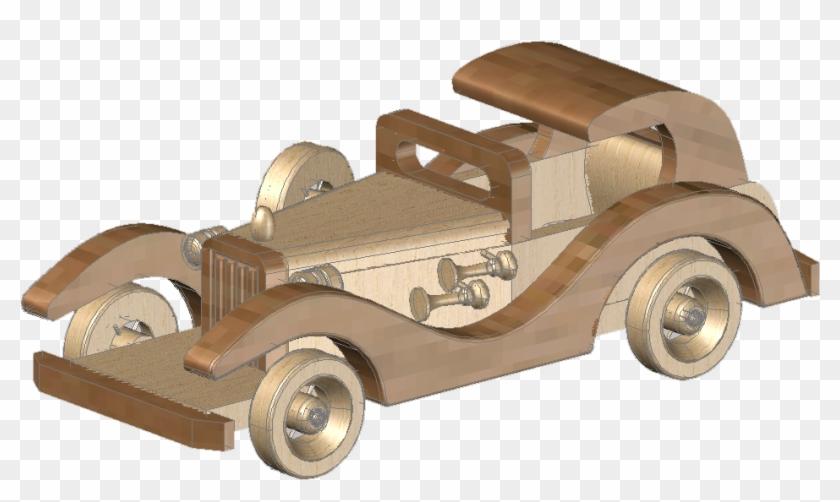 Antique Car Clipart #1875147