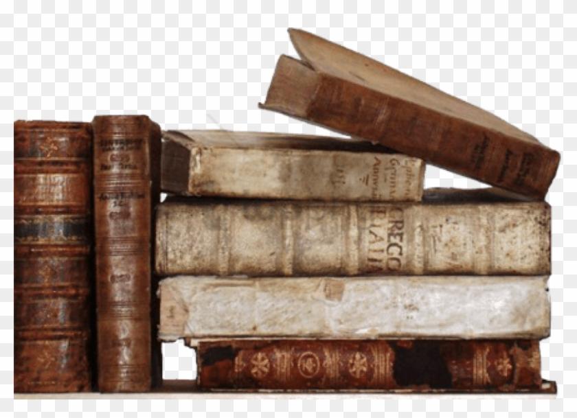 Free Png Stack Of Old Books Png Image With Transparent - Aklat Ng Mga Araw Ni Confucius Clipart #1878439