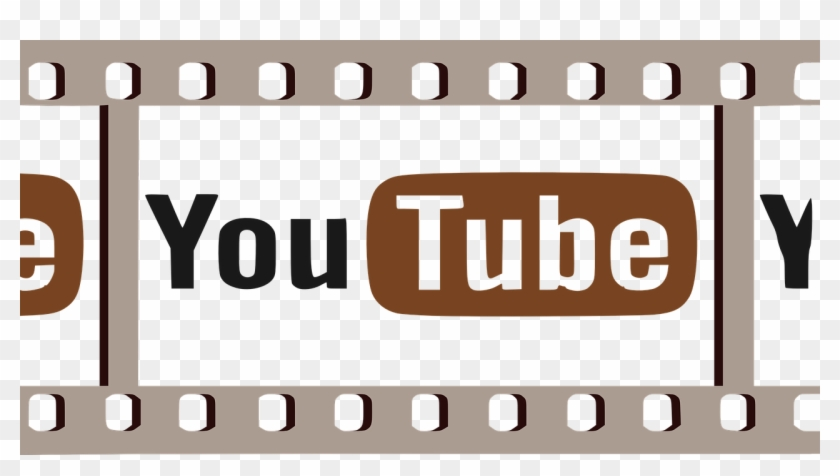 Strip,film - Best Youtube Subscribe Button Clipart #1882246