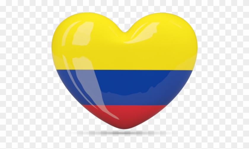 Colombia Flag, Gran Colombia, Central America, South - Icono De Colombia Png Clipart #1889223