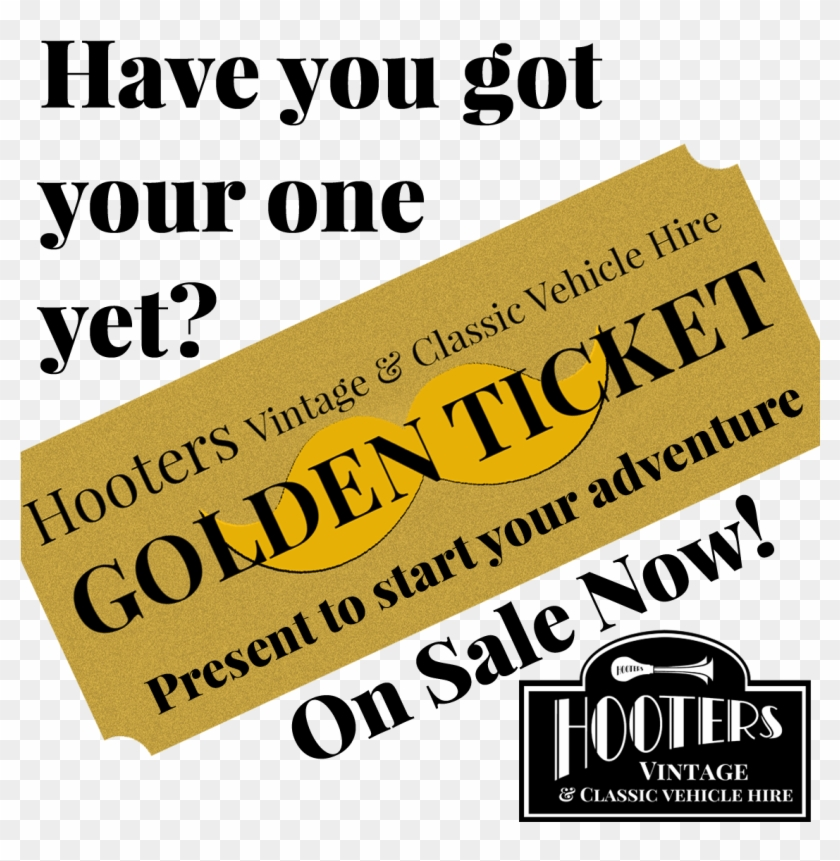 You'll Be Wanting A Hooters Golden Ticket Then, Napier's Clipart #1890026