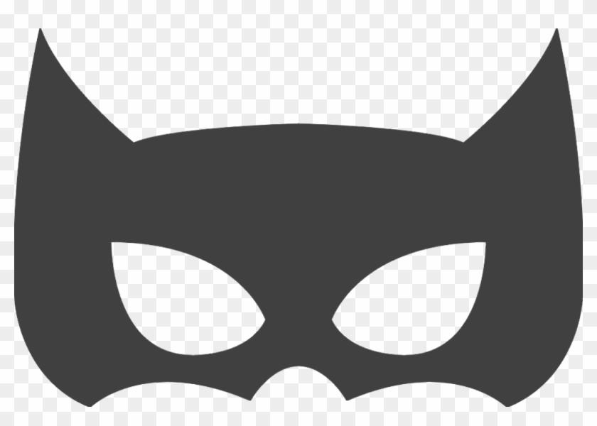 #catwoman #batman #superhero #mask #grey Clipart #1890525