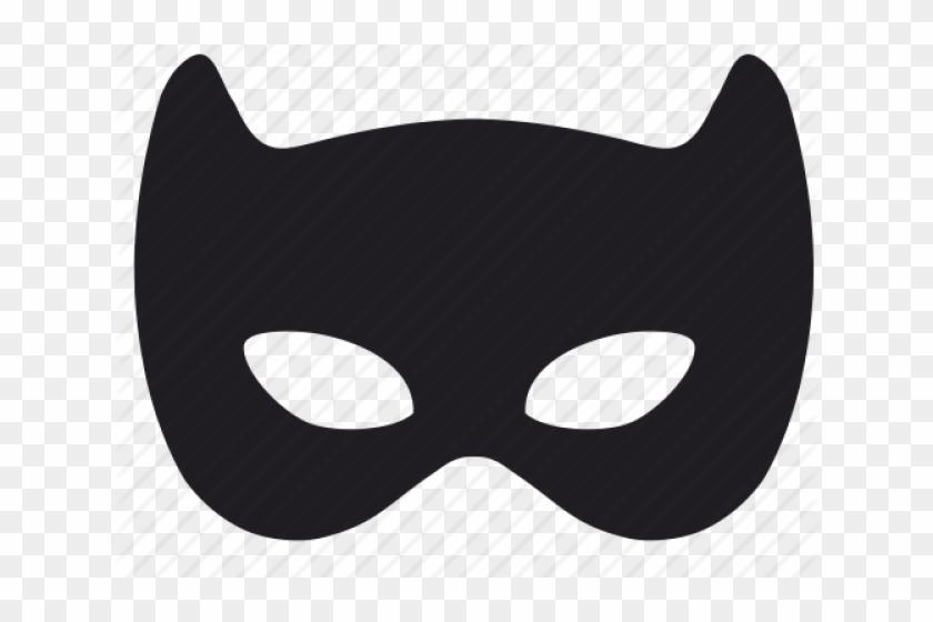 Batman Mask Clipart Superhero - Png Download #1890627