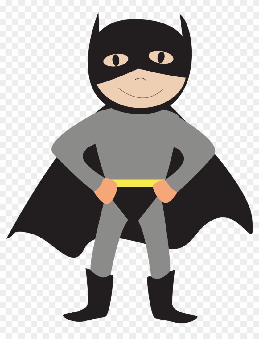 Batman Mask Clipart Marvel Superhero - Png Download #1891150