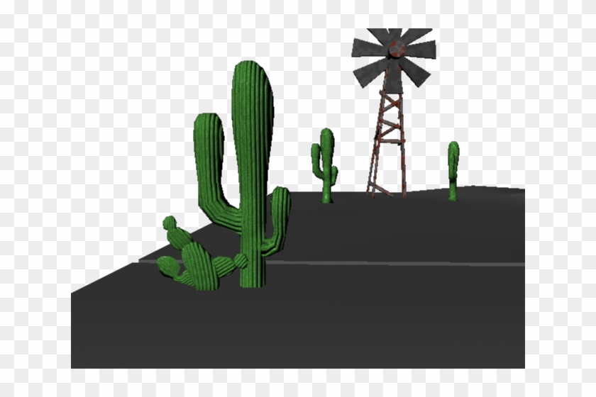 Of Actual Cacti) And A Pattern Resembling Actual Plant - Hedgehog Cactus Clipart #1894831