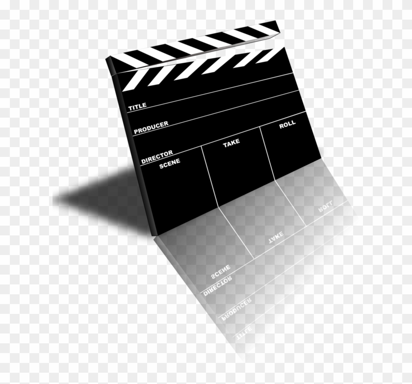 Clapperboard Film Computer Icons Cinematography Clapper