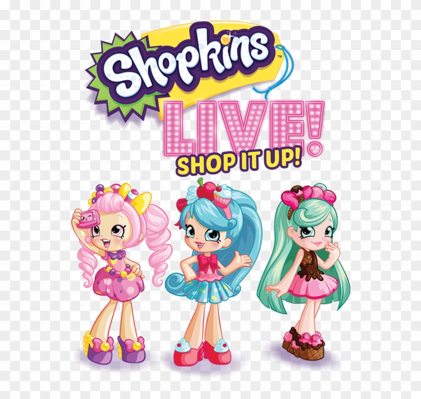 Shopkins Live Is Coming To The Tri-state Area Releases - Shopkins Season 9 Blind Bags Clipart #196451