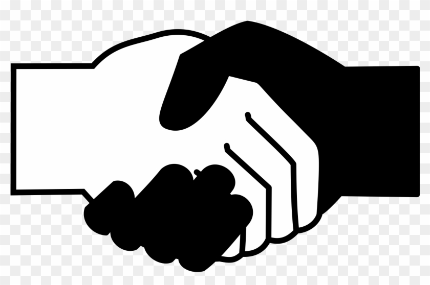 Shake Hand Png Black And White Black And White Handshake Icon Clipart 197682 Pikpng Png black and white library chalk heart clipart heart. shake hand png black and white black