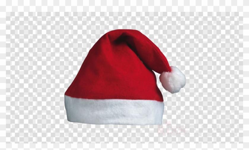 Download Santa Hat Transparent Background Clipart Santa