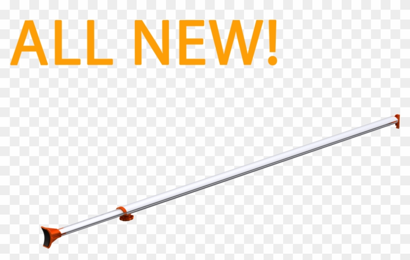 Straight Rafter,white - Cast A Fishing Line Clipart #1904306