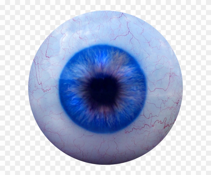 Scary Eye Png - Transparent Creepy Eyeball Png, Png Download #1905158