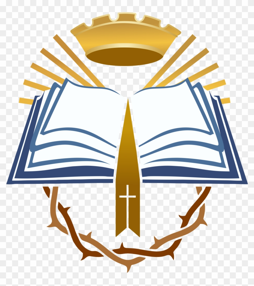 Resurrection Presbyterian Church - Jesus Crown Of Thorns Vector Clipart #1924387