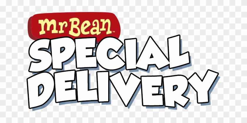 Mr Bean - Special Delivery Clipart #1932082