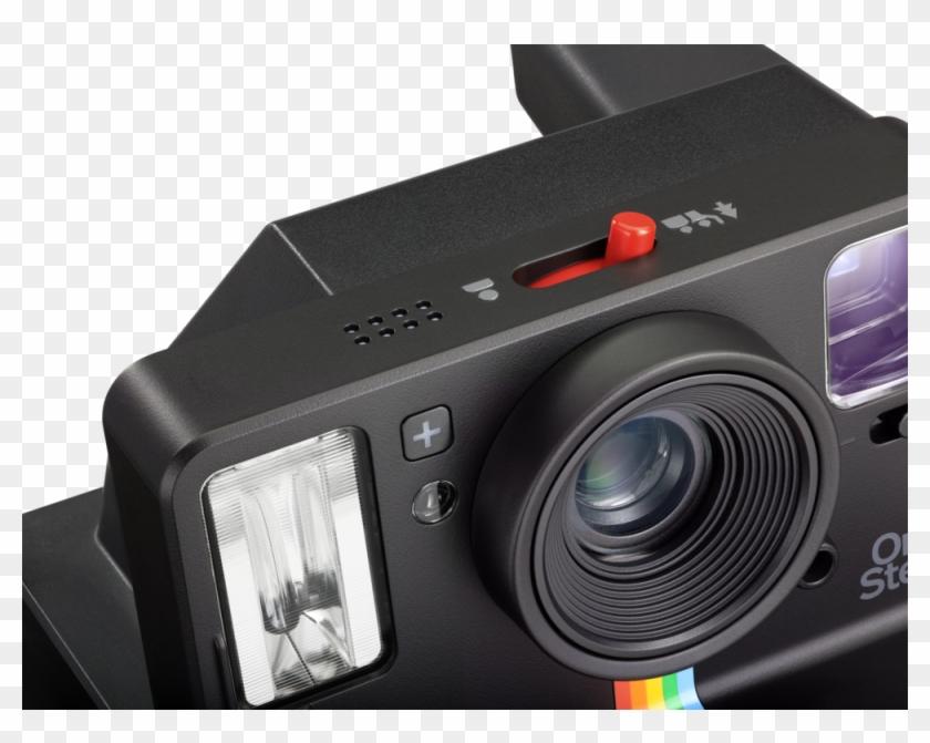 Polaroid Originals Onestep I-type Camera , Png Download - Polaroid Originals Onestep+ Clipart #1934027