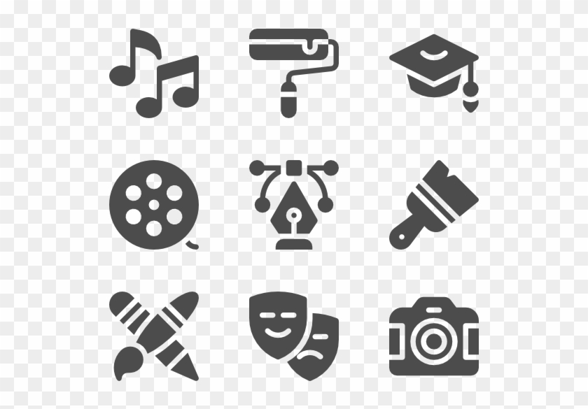 The Art Platform Of India - Information Icons Png Clipart #1934188