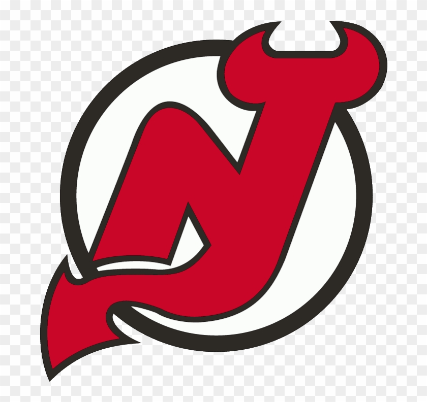 New York Rangers - New Jersey Devils Logo Clipart #1939430